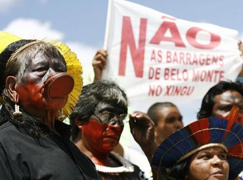 Belo Monte e a proposição formal de participação