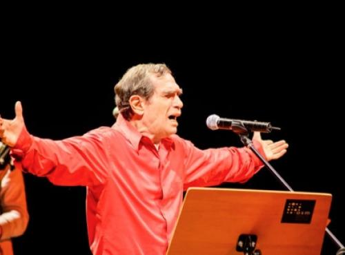 Jorge Mautner na Virada Cultural