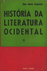 História da Literatura Ocidental