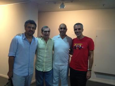 Jorge Mautner + Os Ritmistas