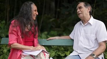 Entrevista com Maria Bethânia