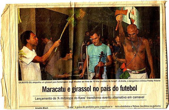 Jorge Mautner e Freddy Ribeiro