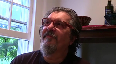 Entrevista com Cyro Baptista