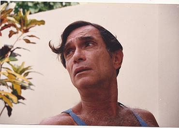 Jorge Mautner por Luciana Capri