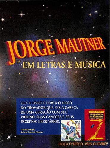 Jorge Mautner em letras e músicas