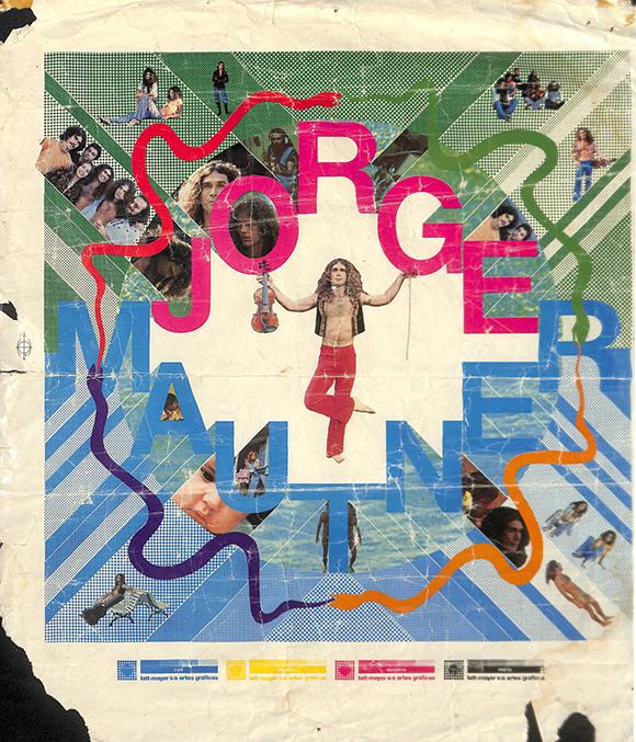 Jorge Mautner, o disco