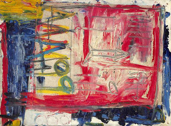 Abstrato pintado