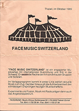 Face Music Switzerland