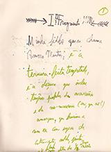 Io Fragmento, Amora Mautner