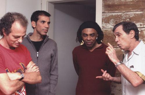 Gil e Jorge, Jorge e Gil