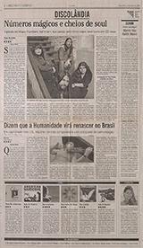 Dizem que a humanidade virá renascer no Brasil