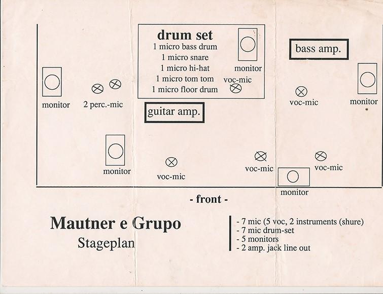 Mautner e Grupo Stageplan