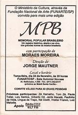 Memorial Popular Brasileiro