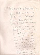 Manifesto manifesto